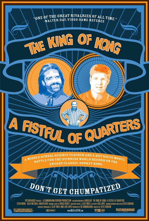 King of Kong Poster