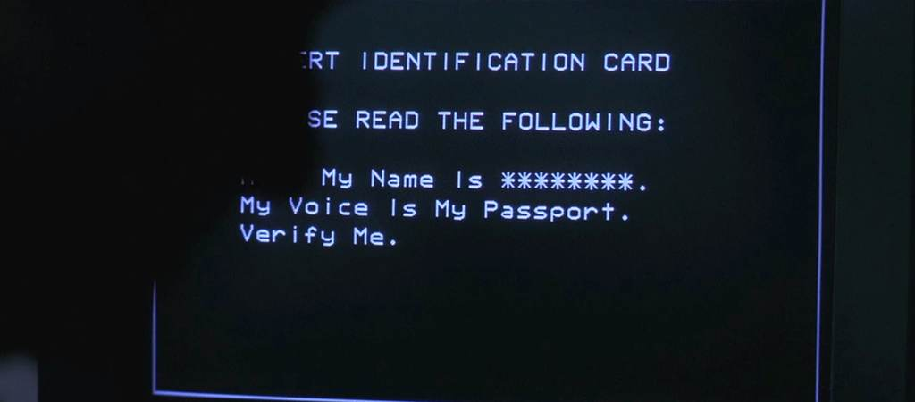 My Phone is My Credit Card, Verify Me...